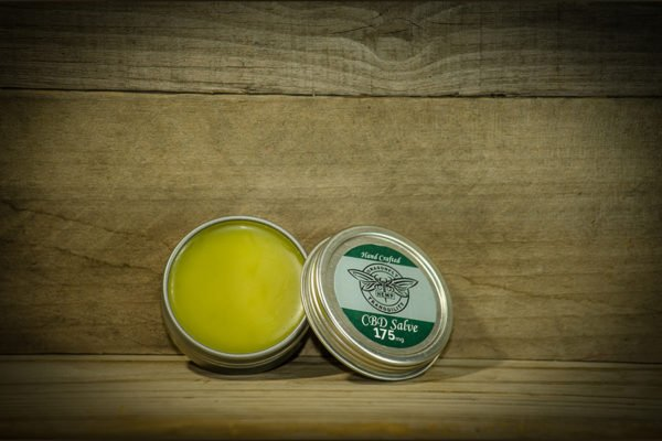 1oz CBD Salve