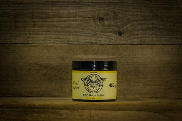 CBD Body Butter Front 900x600